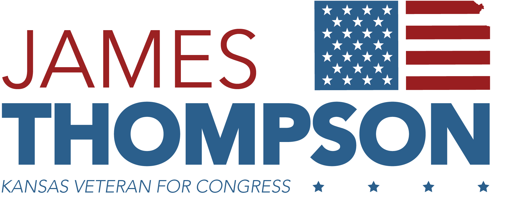 Jamesthompsonforcongresslogo